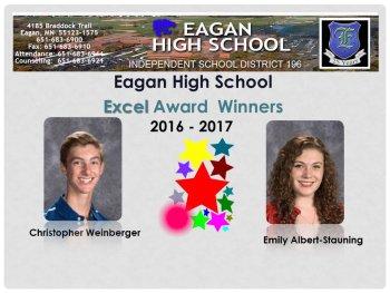 Excel Award - General Info Athletics - Eagan High School
