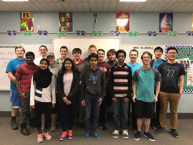Math Team 2016-2017